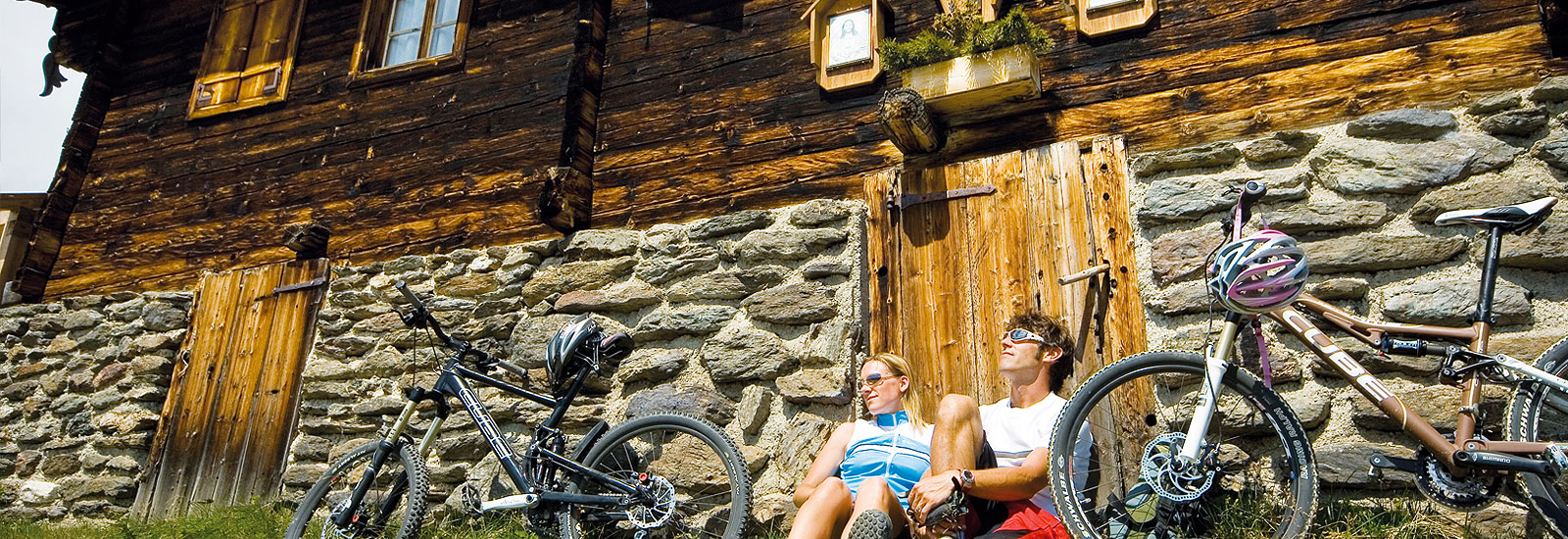 sommer-mountainbiken-rast